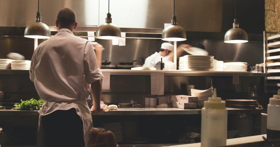 Uwaga Szefowie Kuchni! - NetEnt wypuszcza Gordon Ramsay Hell's Kitchen