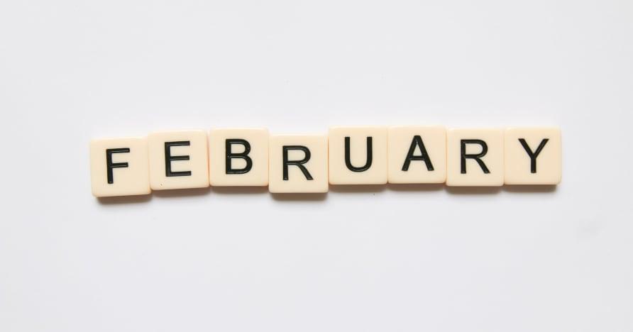 Microgaming wypuszcza w lutym oszałamiające 20 nowych tytułów