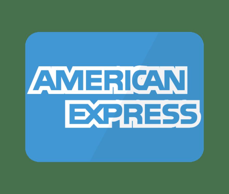Top 10 American Express Kasyno mobilnes 2021 -Low Fee Deposits