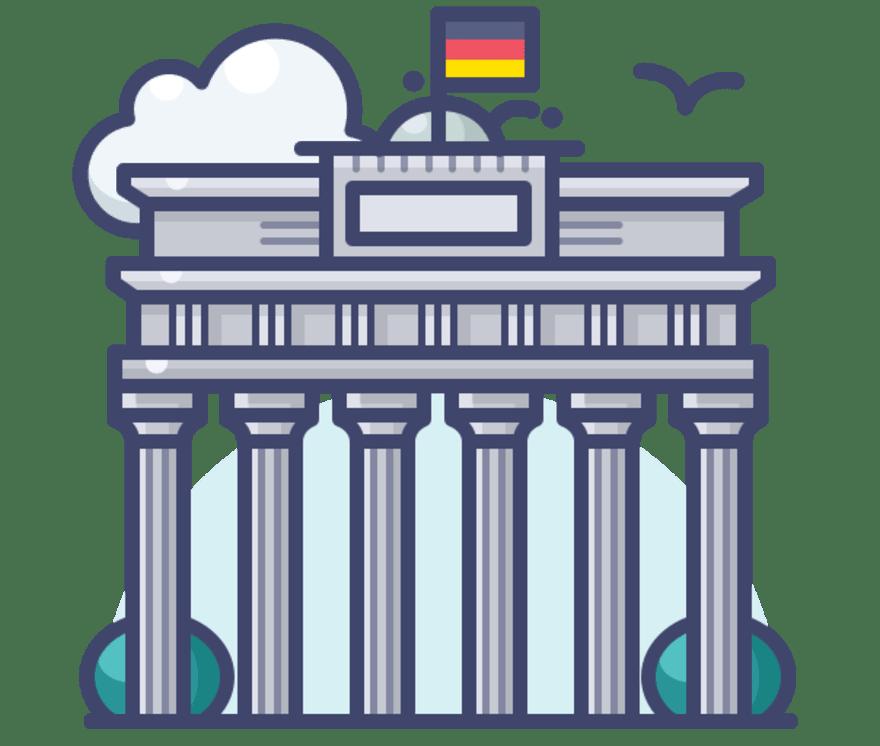 Najlepszych 86 Kasyno mobilnes w Niemcy w roku 2021