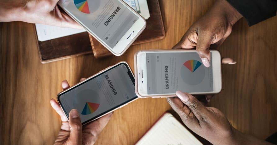 Gra w kasynie PayPal na telefonie komórkowym 2020