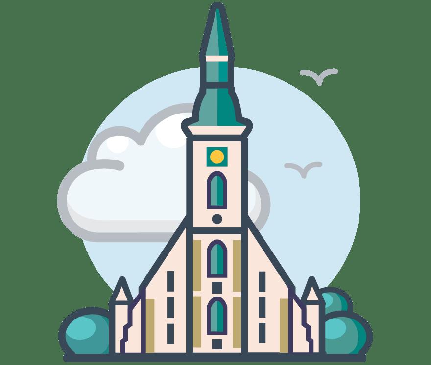 Najlepszych 12 Kasyno Mobilnes w Słowacja w roku 2021