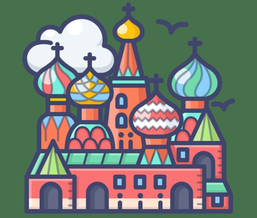 Najlepszych 69 Kasyno mobilnes w Rosja w roku 2021