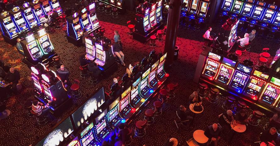 Kasyna społecznościowe vs kasyna online