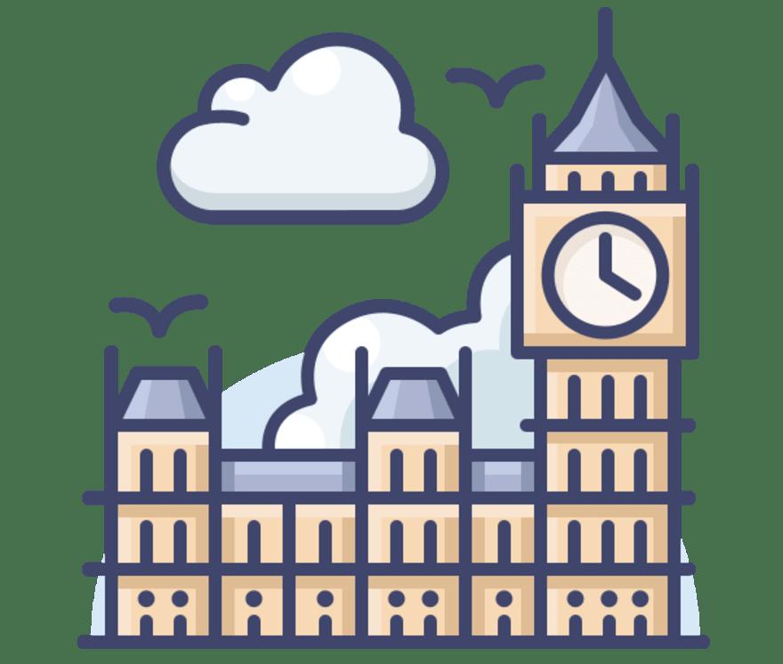 Najlepszych 14 Kasyno mobilnes w Wielka Brytania w roku 2021