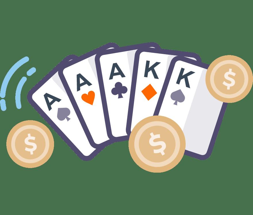 Zagraj w Poker online — najlepszych 71 Kasyno Mobilne z największymi wypłatami w roku 2021