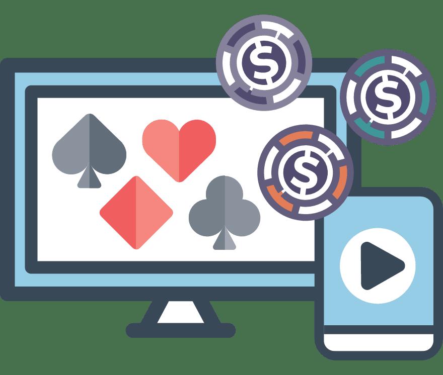Zagraj w Wideopoker online — najlepszych 53 Kasyno Mobilne z największymi wypłatami w roku 2021