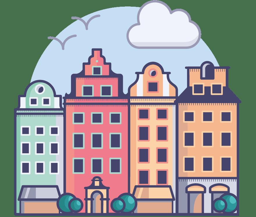 Najlepszych 14 Kasyno Mobilnes w Szwecja w roku 2021