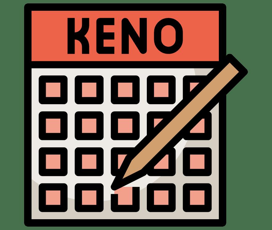 Zagraj w Keno online — najlepszych 28 Kasyno mobilne z największymi wypłatami w roku 2021