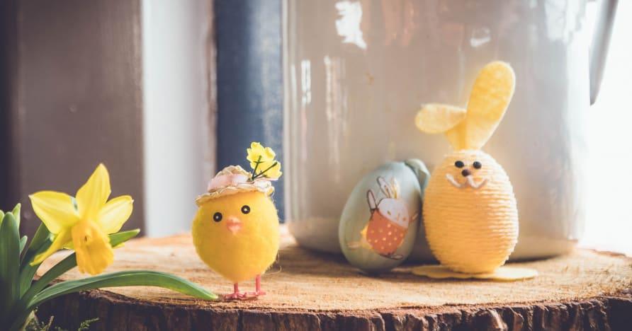 Yggdrasil wita Święta Wielkanocne na Wyspie Wielkanocnej 2