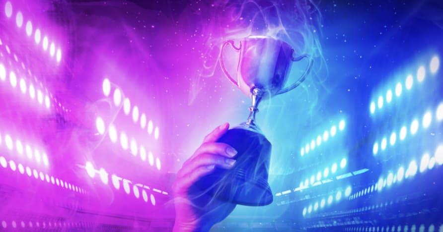 5 wydarzeń z zakładami na e-sporty w lipcu 2021 r