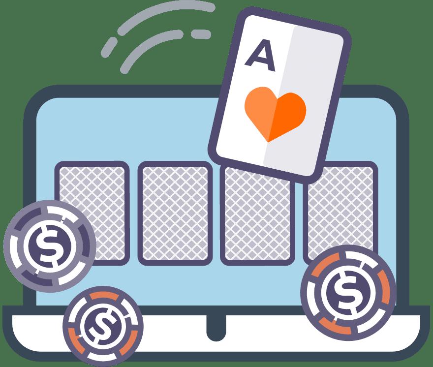 Zagraj w Caribbean Stud online — najlepszych 30 Kasyno Mobilne z największymi wypłatami w roku 2021