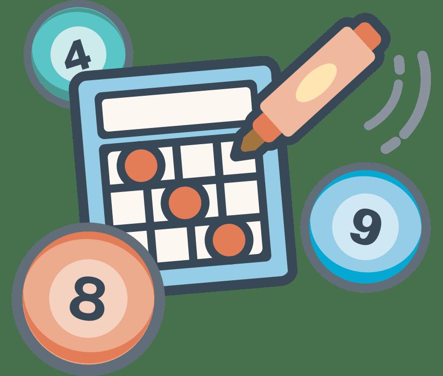 Zagraj w Bingo online — najlepszych 42 Kasyno Mobilne z największymi wypłatami w roku 2021