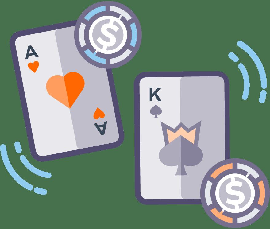 Zagraj w Casino War online — najlepszych 5 Kasyno Mobilne z największymi wypłatami w roku 2021
